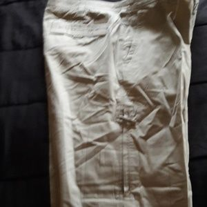 Columbia outdoor cargo pants with zipper pocket